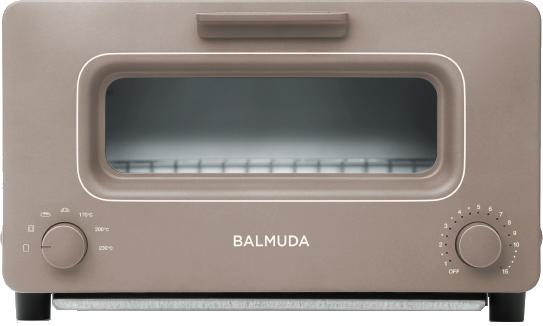 バルミューダ オーブントースター K01ECW