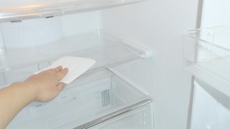 冷蔵庫を買替える前の段取り