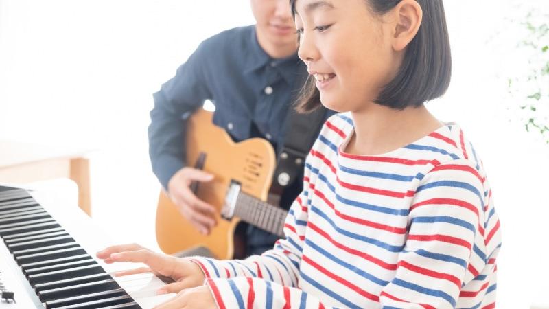みんなで一緒に演奏すると、もっと楽しい!
