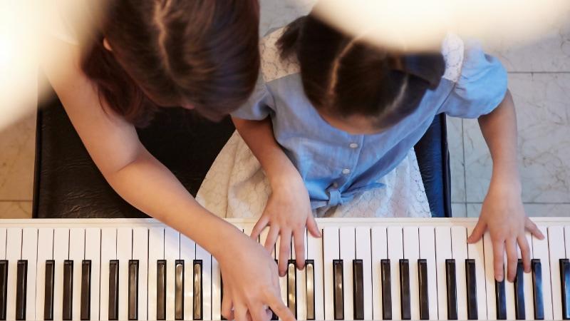 やってみよう!家族ではじめる電子キーボード・電子ピアノ