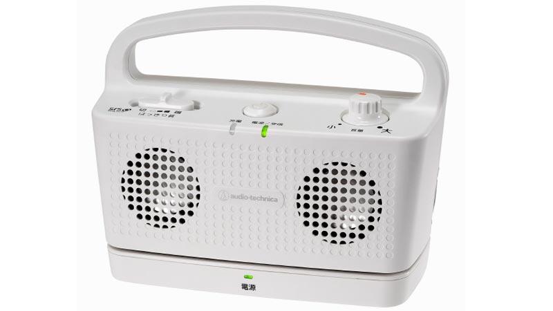 オーディオテクニカ テレビ用ワイヤレススピーカー SOUND ASSIST ATSP767XTV