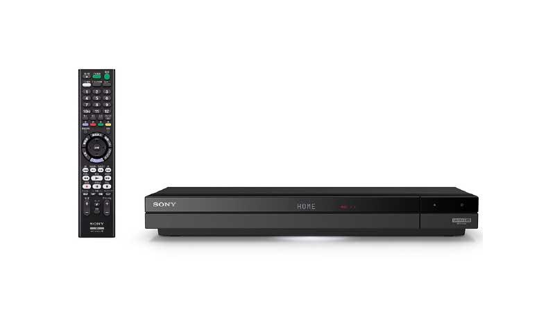 SONY 2TB HDD内蔵ブルーレイレコーダー【UHD対応】 BDZFBW2000