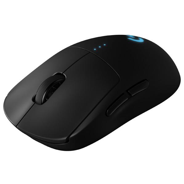 ロジクール ワイヤレスゲーミングマウス ブラック GPPD002WL