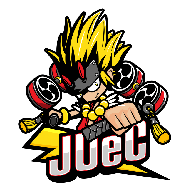 日本eスポーツ大学対抗戦(Japan Univercity eSports Competition)ロゴ