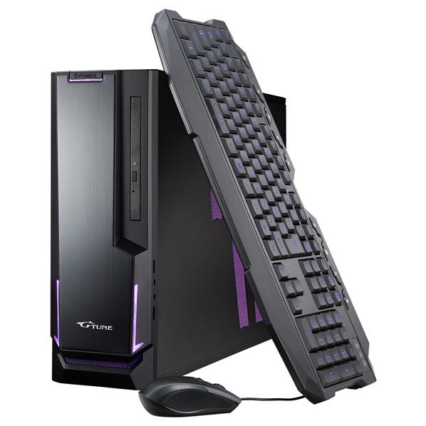 mouse デスクトップパソコン EGG+ Ryzen7-2700