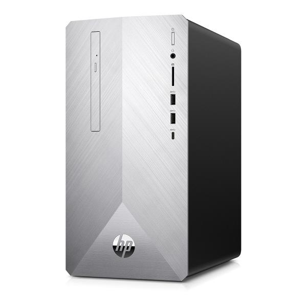 ヒューレット・パッカード(HP) デスクトップパソコン Pavilion ブラッシュドシルバー