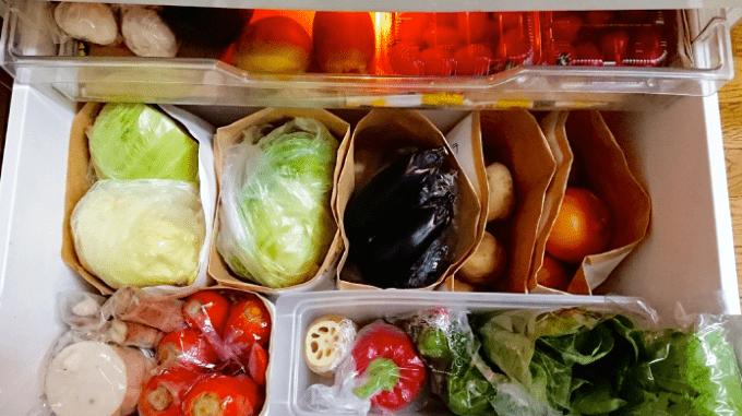 野菜は種類によって保存方法が変わる!