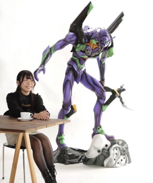 3D 2Mエヴァンゲリオン初号機Ver.MATSUMURA