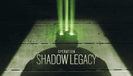R6S 新シーズン「Operation Shadow Legacy」詳細公開 新オペレーター「サム・フィッシャー」から山荘リワークも!発表情報まとめ