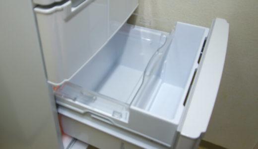 引き出しを冷蔵、冷凍、野菜用に切り替えできる冷蔵庫って知ってる?