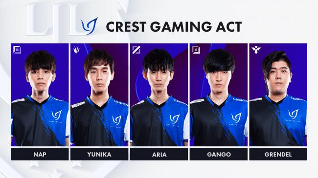 3位「Crest Gaming Act(CGA)」
