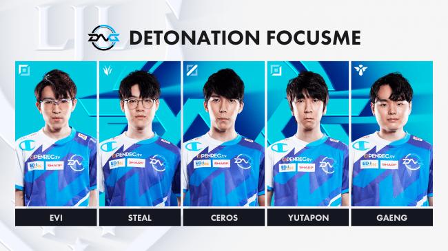 4位「DetnatioN FocusMe(DFM)」