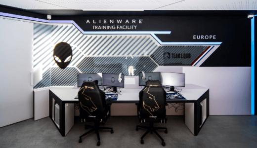 「Team Liquid」が新たなeスポーツの拠点として「Alienware Training Facility EU」を開設