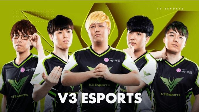 V3 Esports(V3)