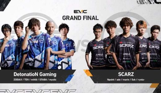 「EDION VALORANT CUP」グランドファイナル レポート 初代王者はSCARZ
