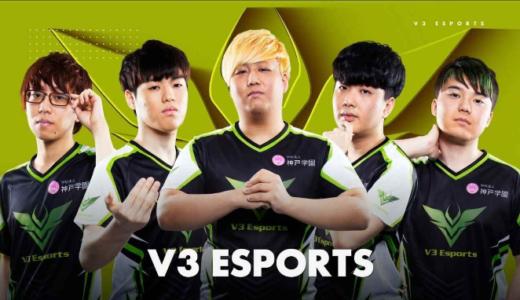 LoL 世界大会「2020 World Championship」 日本代表「V3 Esports」の軌跡 大会レポート