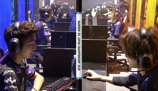 準決勝 エヴァ:e VS CYCLOPS athlete gaming