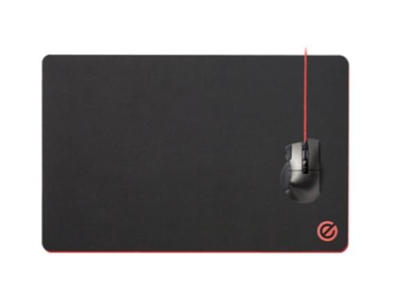 エレコム ゲーミングマウスパッド ブラック MPG01BK