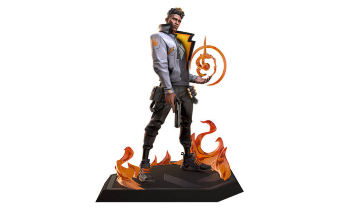 VALORANT Phoenix Statue $180(約1万8700円)
