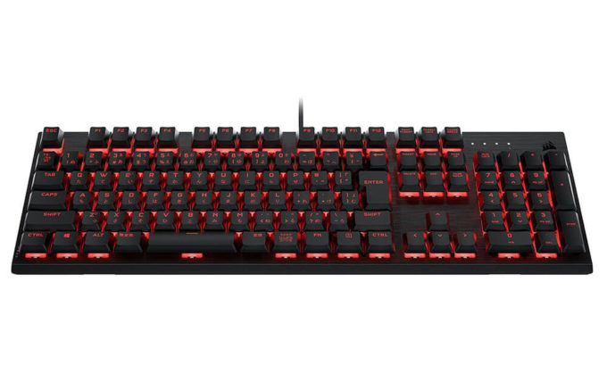 K60 PRO Mechanical Gaming Keyboard①