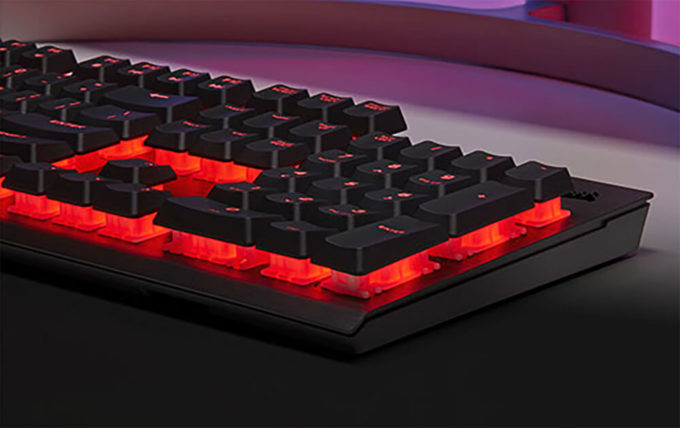 K60 PRO Mechanical Gaming Keyboard②