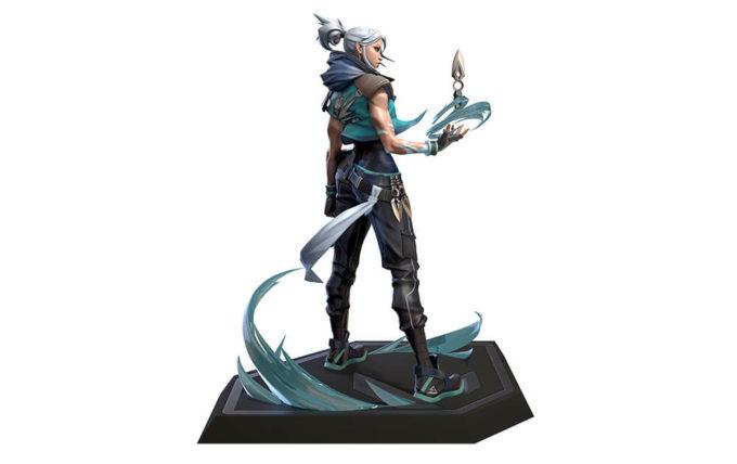 VALORANT Jett Statue $180(約1万8700円)