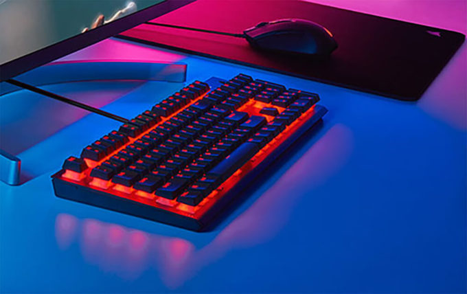 K60 PRO Mechanical Gaming Keyboard③