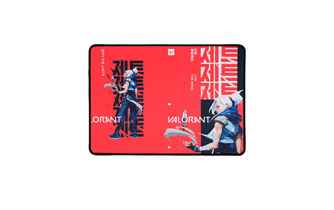 VALORANT Jett Mousepad $18(約1,900円)
