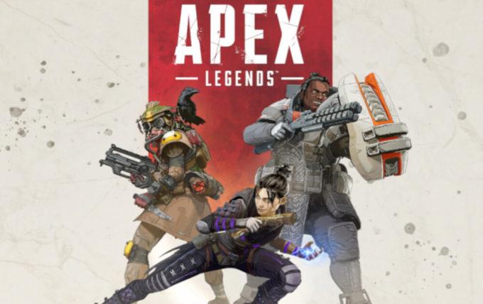 1位 Apex Legends