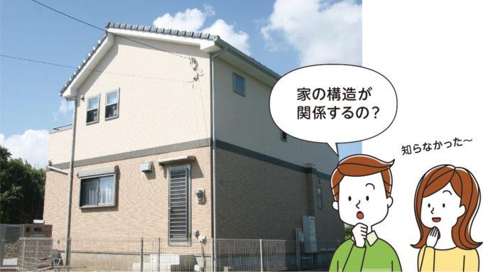 Check.1 木造or鉄筋?建物の構造