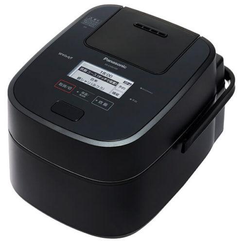 パナソニック スチーム&可変圧力IHジャー炊飯器 SR-VSX0シリーズ・SR-CVSX0シリーズ