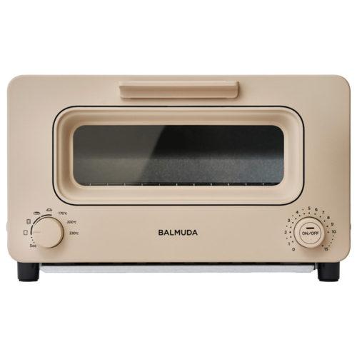 バルミューダ スチームトースター BALMUDA The Toaster