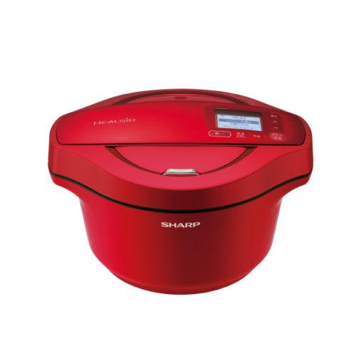 シャープ 水なし自動調理鍋 ヘルシオ ホットクック KN-HW24E(2.4L)