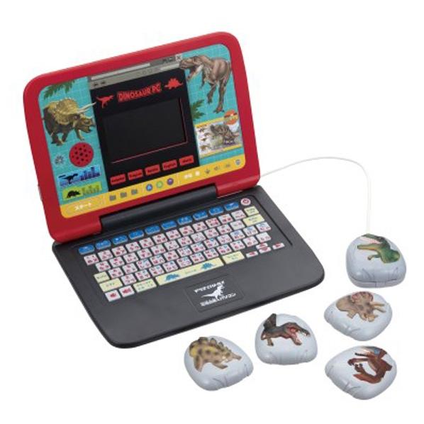 マウスでバトル!!恐竜図鑑パソコン