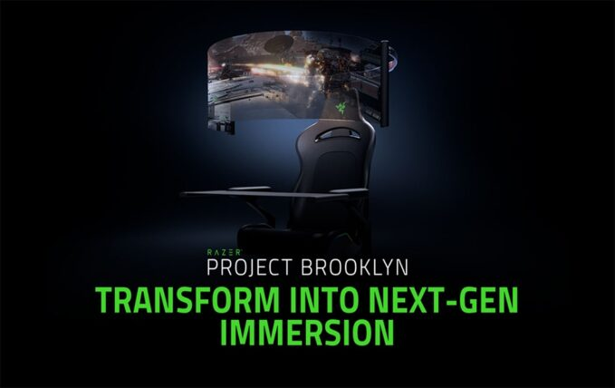 ゲーミングチェア「Project Brooklyn」