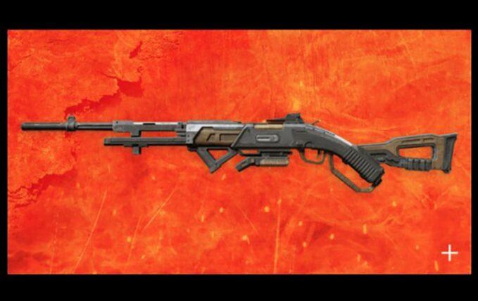 新武器「30-30 Repeater」