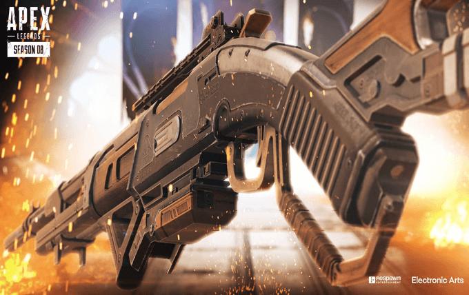 新武器「30-30リピーター」