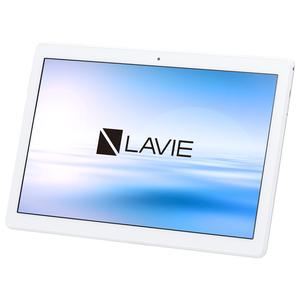 NEC タブレット LaVie Tab E ホワイト PCTE710KAW