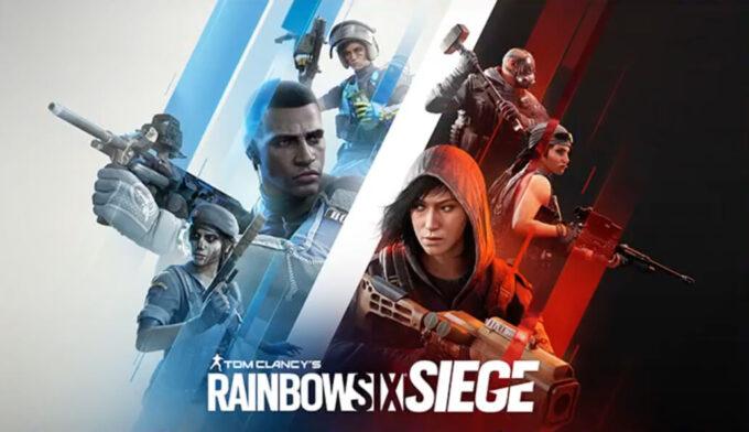 「Rainbow Six Siege」ロゴの刷新