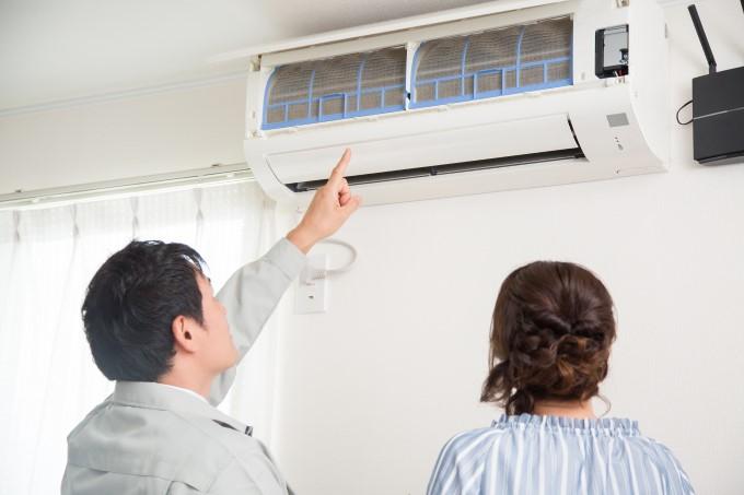 エアコンを選ぶときに気をつけるポイント