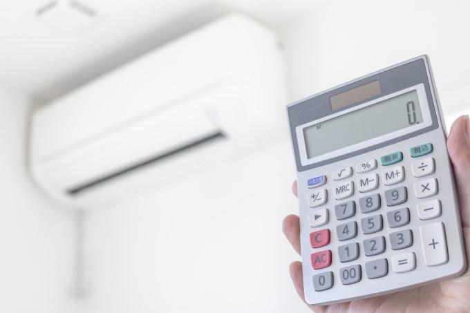 エアコンにかかる電気代は?電気代の節約方法や人気の省エネエアコンを紹介