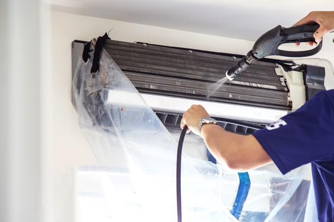 エアコンの内部機器が原因の場合の解決方法