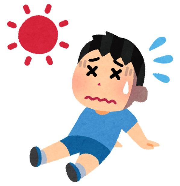 夏場の高温などの影響→ベタつきやすく