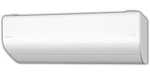 自動お掃除付き エオリア DAE9シリーズ クリスタルホワイト CS221DAXE9S